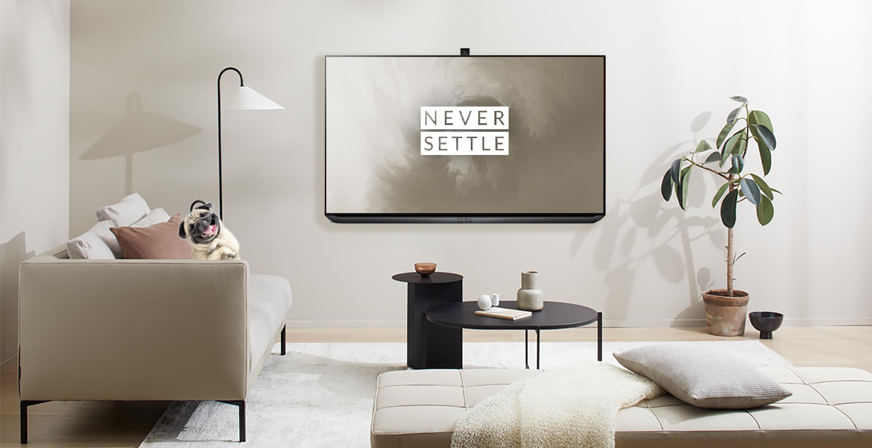 「官宣」一加电视机正式确认命名OnePlus TV